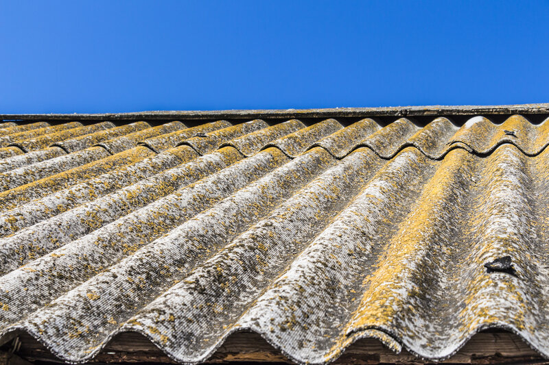 Asbestos Garage Roof Removal Costs Norfolk United Kingdom